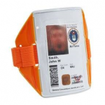 Sayre Reflective Armband w/ ID Holder